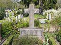 Ruhestätte Prof. Dr. Gerhard Hosemann 1879-1958 - Hauptfriedhof Freiburg Breisgau.jpg