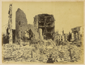 Ruins near the Pont d'Auteuil and the Gare d'Auteuil. Partial View of the Destruction WDL1366.png