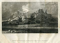 Ruins on the Palatine towards the Circus Maximus, engraving by William Miller.jpg