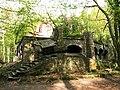 Ruiny wieży Quistorpa w Lasku Arkońskim - panoramio.jpg