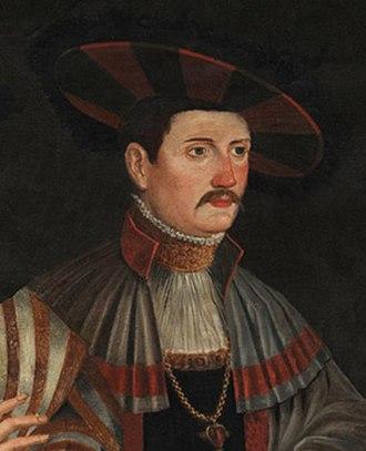 Rupert, Count Palatine of Veldenz - Image: Rupprecht von Pfalz Veldenz