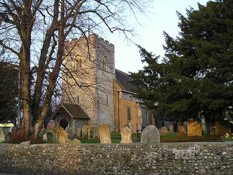 Bestand:Rustington Church3.JPG