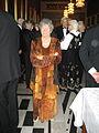 Ruth Yardeni Katz at the Kavli Prize Award Ceremony in Oslo on 2008-10.jpg
