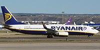 EI-EFG - B738 - Ryanair