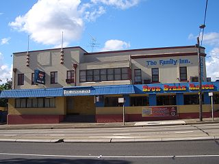 Rydalmere, New South Wales Suburb of Sydney, New South Wales, Australia