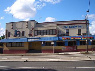 Rydalmere, New South Wales - The Family Inn, Victoria Road