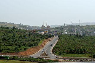 Siirt Municipality in Southeastern Anatolia, Turkey