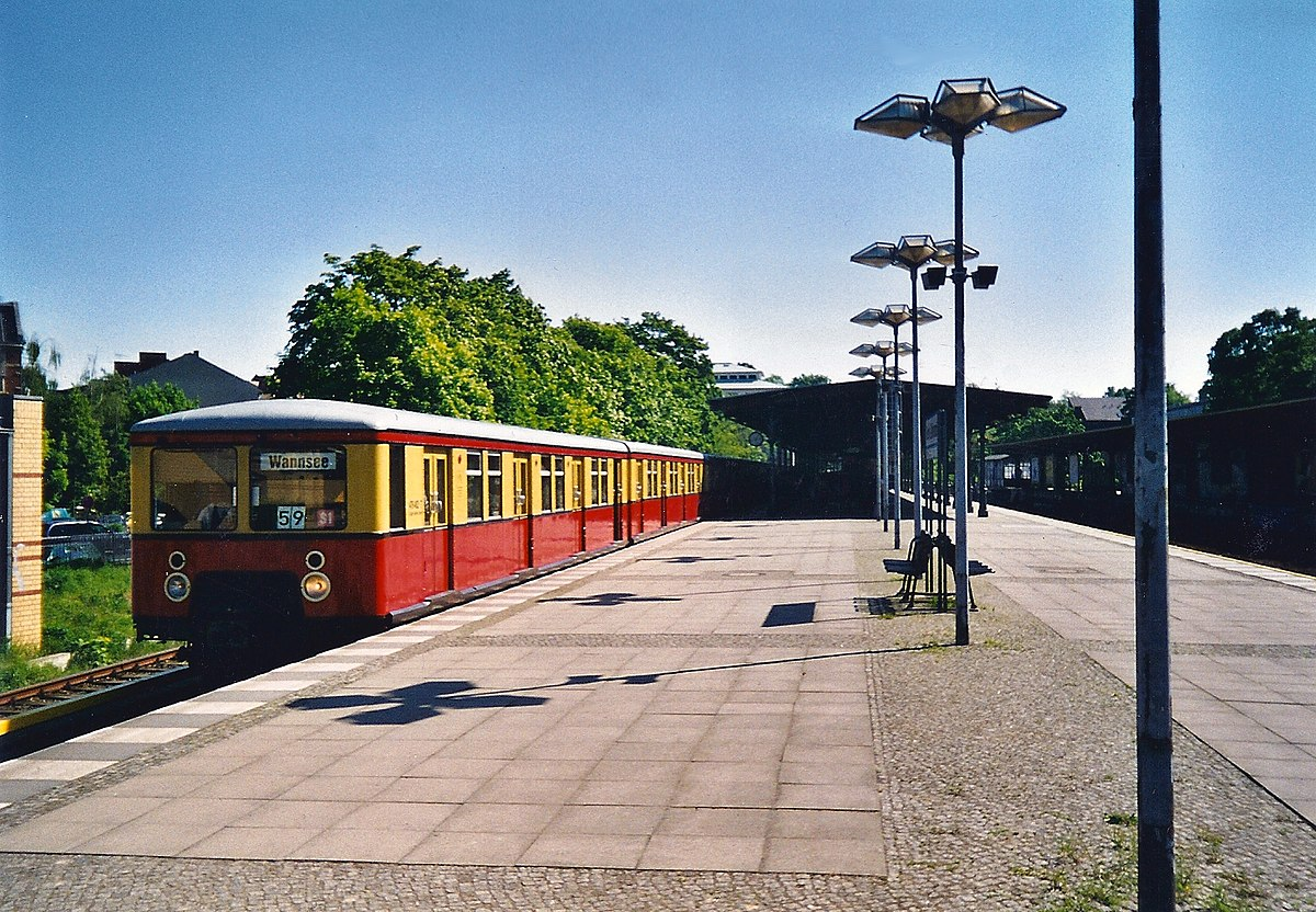 berlin zehlendorf station wikipedia. Black Bedroom Furniture Sets. Home Design Ideas