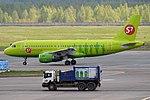 S7 Airlines, VP-BTP, Airbus A319-114 (16455328672) (2).jpg