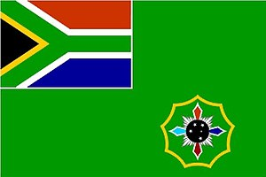 Joint Operations Division - SANDF Joint Operations Flag