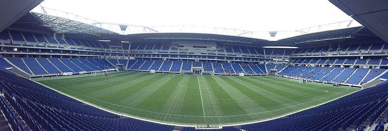 Resultado de imagen de estadio de futbol