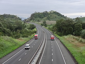 Transportation in the Philippines - Subic-Clark-Tarlac Expressway
