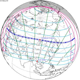 Solar eclipse of June 19, 1936