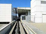 SFO Airtrain International Terminal G station, September 2017.jpg