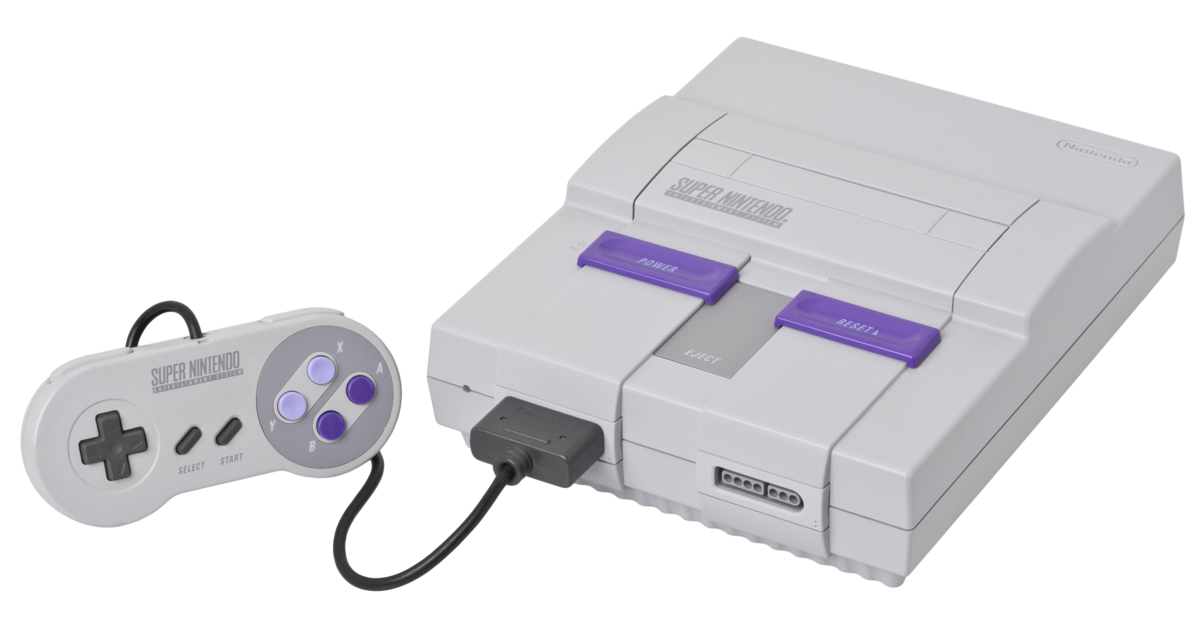 List Of Super Nintendo Entertainment System Games