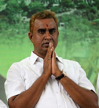 Tamil Nadu Council of Ministers - Image: SP Velumani