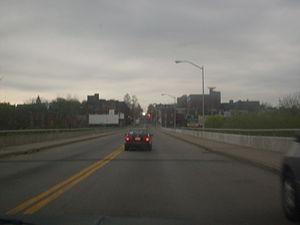 State Route 1002 (Lehigh County, Pennsylvania) - Tilghman Street Bridge in Allentown