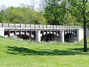 Illinois and Michigan Canal - Image: SR P5130009 Au Sable Aqueduct