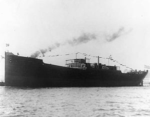 SS Jeannette Skinner (1917) launching.jpg