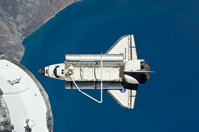 How the Shuttles Got Their Names: Discovery, Atlantis, and ...