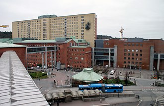 Sahlgrenska University Hospital - Sahlgrenska University Hospital