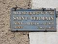 Saint-Germain-sur-Meuse (Meuse) plaque de cocher.JPG