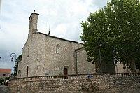 Saint-Privat-des-Vieux eglise vue générale.JPG