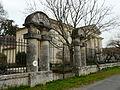 Saint-Seurin-de-Prats château Prats portail.JPG