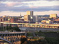 Saint John, NB, skyline at dusk6.jpg