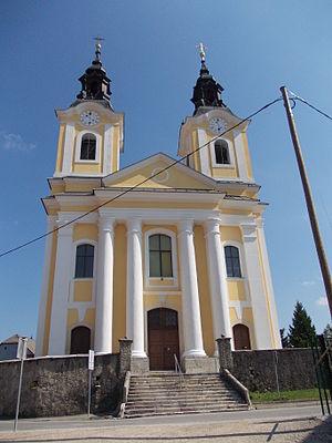 Raka, Krško - St. Lawrence's Church