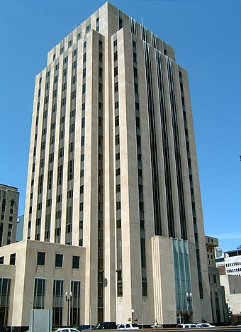 Saint Paul City Hall and Ramsey County Courthouse