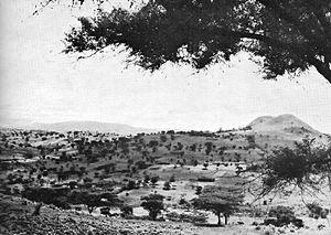 Dembidolo - Saïo heights, circa 1942
