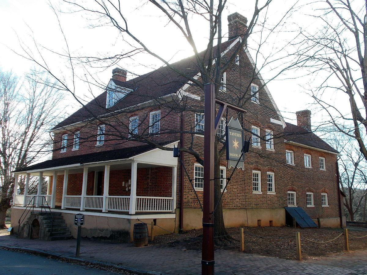 Salem Tavern - Wikipedia