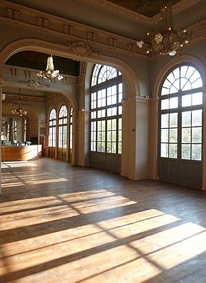 Le Trianon (theatre) - Image: Salle de bal du trianon
