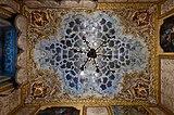 Salotto degli specchi Ceiling - Interior of the Palazzina di caccia of Stupinigi.jpg