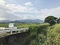 Sambommatsugawa River from Yoshinogarikoen-Nishiguchibashi Bridge (north).jpg