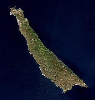 San Clemente Island Island off the coast of California, United States