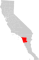 San Diego–Tijuana locator map (gray).png