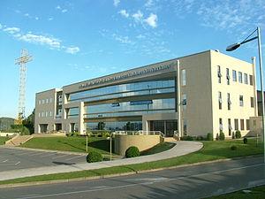 Catholic University of the Most Holy Conception - Image: San andres ucsc