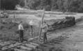 Sandgrube Saseler Damm Poppenbuettel Landstrasse ca 1950.png