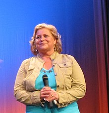 Patty in 2006
