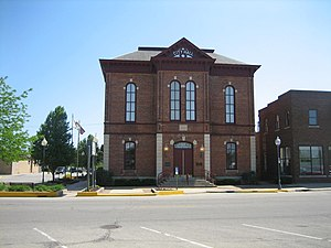 Sandwich, Illinois - Image: Sandwich City Hall 5
