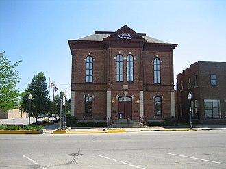Sandwich, Illinois - Image: Sandwich City Hall 5