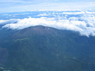 Santa Ana Volcano Volcano in the Department of Santa Ana, El Salvador.