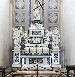Santa Giustina (Padua) - Chapel of Saint Julian