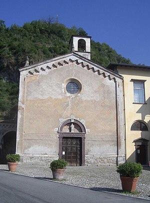 Pisogne - Church of Santa Maria della neve.