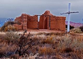 Santa Rosa de Lima (Abiquiu, New Mexico) United States historic place