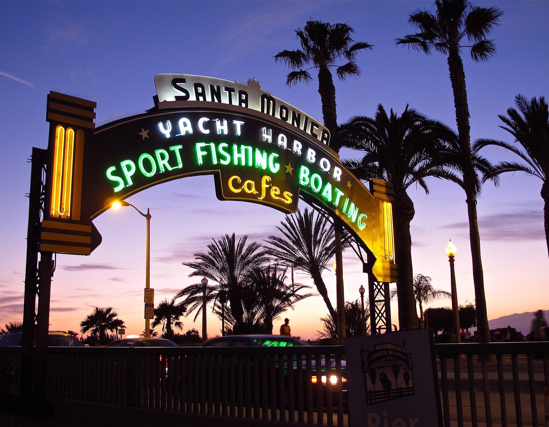 Internet Cafe Santa Monica Ca