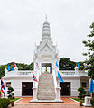 Santuario de pilares de la ciudad, Ayutthaya, Tailandia, 2013-08-23, DD 01.jpg