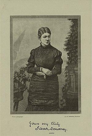 Sarah Doudney